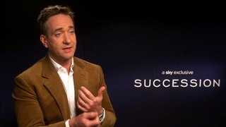 Succession cast reveal how they learn their lines...