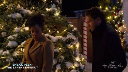 The Santa Stakeout Movie Clip