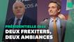 D'accord sur le Frexit, Philippot et Asselineau sont (encore) loin de l'union
