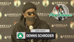 """Dennis Schröder: """"Every Night We Have To Come Out On That Defensive Side Of The Ball. 