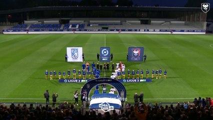J13 Ligue 2 BKT : Le résumé vidéo de USL Dunkerque 1-1 SMCaen