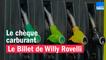 Le chèque carburant - Le billet de Willy Rovelli