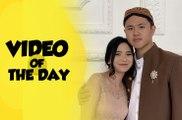 Video of The Day: Ashilla Zee Resmi Menikah, Mueng Engingeng Dianiaya Tetangga