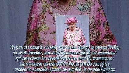 Elizabeth II au repos forcé - après son hospitalisation, la reine privée d'église