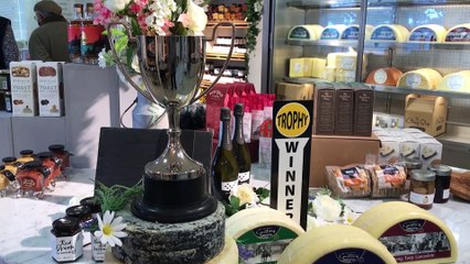 Dewlay Cheesemakers win top awards at National Show