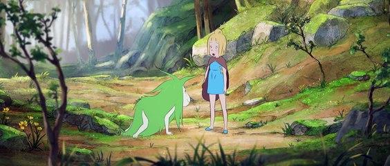 Princesse Dragon   -  Trailer en VO