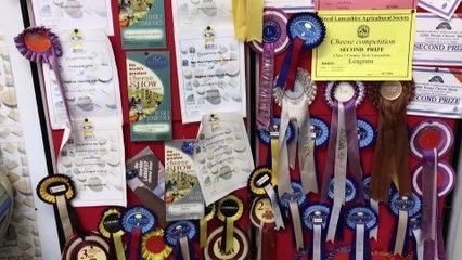 Leagram's organic dairy win national awards