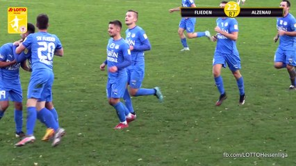 Hessenliga-Torshow 14. Spieltag Gruppe A