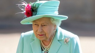 Queen Elizabeth 'knackered' from staying up to watch TV late at night