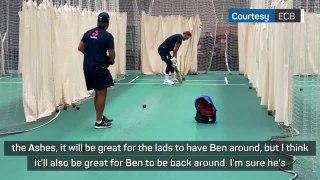 Stokes' Ashes return a 'massive boost' for England - Livingstone
