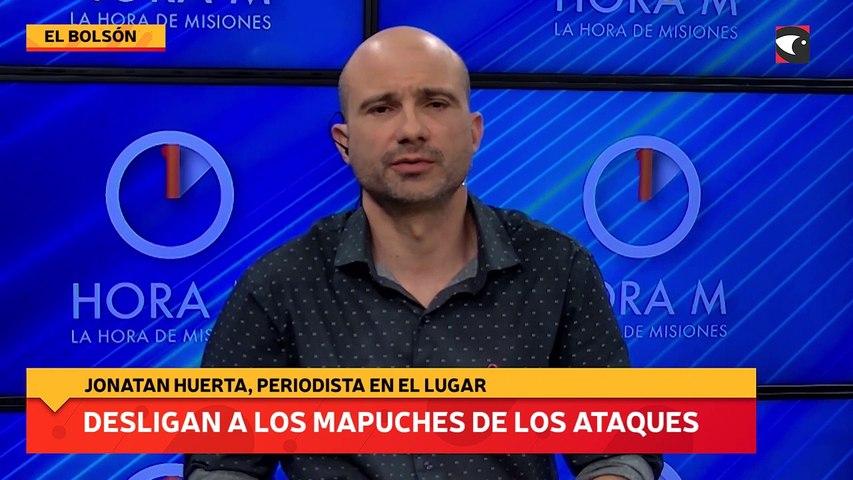 Desligan a Los Mapuches de los ataques