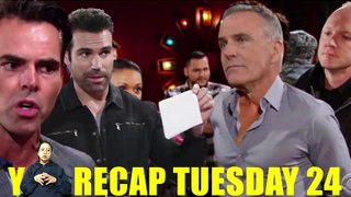 The Young And The Restless Spoilers TUESDAY, October 26 -- Y&R Recap 10.26.2021