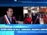 A la Une : Edition spéciale visite présidentielle : Emmanuel Macron est dans la Loire - Le JT - TL7, Télévision loire 7