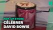 Avoir David Bowie au téléphone? C'est possible dans ces boutiques-musées pour le célébrer