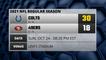 Colts @ 49 Ers Game Recap for SUN, OCT 24 - 08:20 PM EST