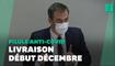 Pourquoi la France a commandé 50.000 doses de pilules anti-Covid