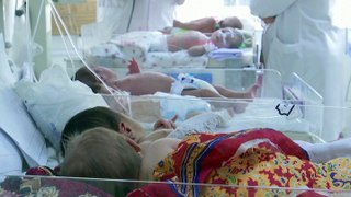 'Every nurse is taking care of 24 children': Kabul children's hospital faces dwindling supplies