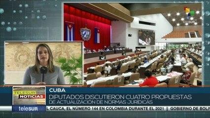 Cuba: Concluyen sesiones de trabajo previas a la VII Asamblea Nacional del Poder Popular