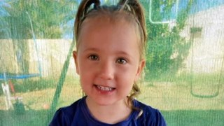 WA Police continue to search for missing 4-year-old girl in