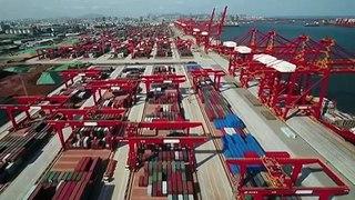 Pandemic impacting supply chains around the world