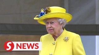 UK's Queen Elizabeth pulls out of COP26