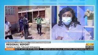 Regional Report: Update on Fake Takoradi Kidnapping - Afisem on Adom TV (27-10-21)