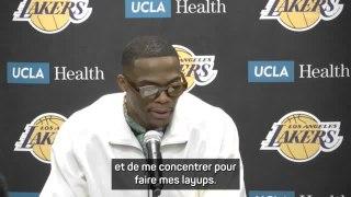 Lakers - Westbrook :