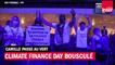 """Le """"Climate Finance Day"""" bousculé par des militants"""