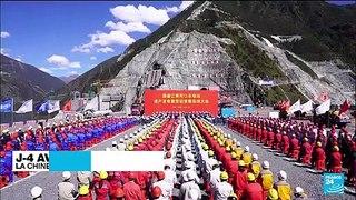 COP26  : la Chine s'équipe du plus haut barrage du monde