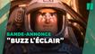 """""""Buzz l'Éclair"""", spin-off de """"Toy Story"""" se dévoile en bande-annonce"""