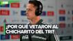 Yon de Luisa revela por qué Chicharito Hernández ya no es convocado al Tri