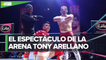 La legendaria arena Tony Arellano _ La Otra Visión del Deporte