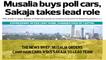 The News Brief: Musalia orders campaign cars, asks Sakaja to lead team