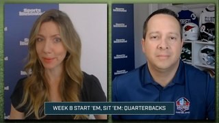 Week 8 Start 'Em or Sit 'Em: Quarterbacks