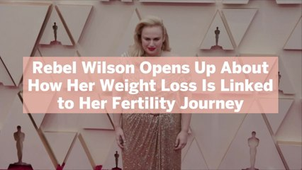 Rebel Wilson Opens Up About How Her Weight Loss Is Linked to Her Fertility Journey