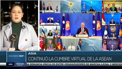 Líderes de la ASEAN dialogan sobre la recuperación económica regional después de la pandemia