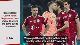 Toppmoller struggling to explain Bayern's worst defeat since the 70s