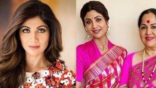 Shilpa Shetty और उनकी मां Sunanda को मिली करोड़ों की धोखाधड़ी के मामले में Clean Cheat   FilmiBeat
