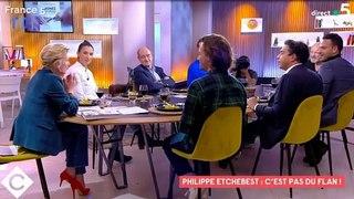Philippe Etchebest a emmené sa femme au McDonald's pour leur premier rendez-vous