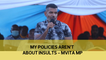 My policies aren't about insults - Mvita MP