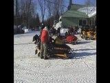 Quebec 2008 Motoneiges Quads-Snowmobiles Quads