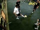 Joga bonito - rooney vs cristiano ronaldo