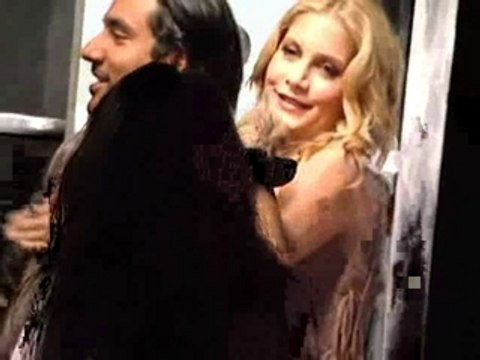elizabeth mitchell and naveen andrews tv guide photoshoot