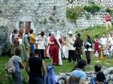 Médiévales de Montfort 2007 - Danse médiévale 1