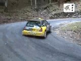 Rallye Ragnotti En Clio s1600