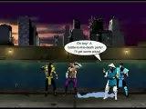 Mortal Kombat a freakin' spoof 1
