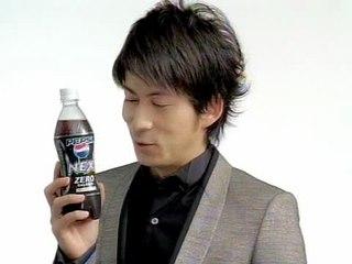[CM] Pepsi Okada Junichi