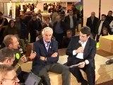 WebCafé avec Michel Barnier