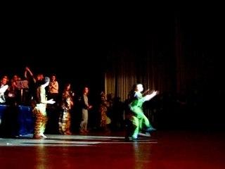 Spectacle Khadim MBAYE BRETEUIL - Extrait 2 Yela Wango