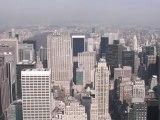 La vue de l'Empire State Building